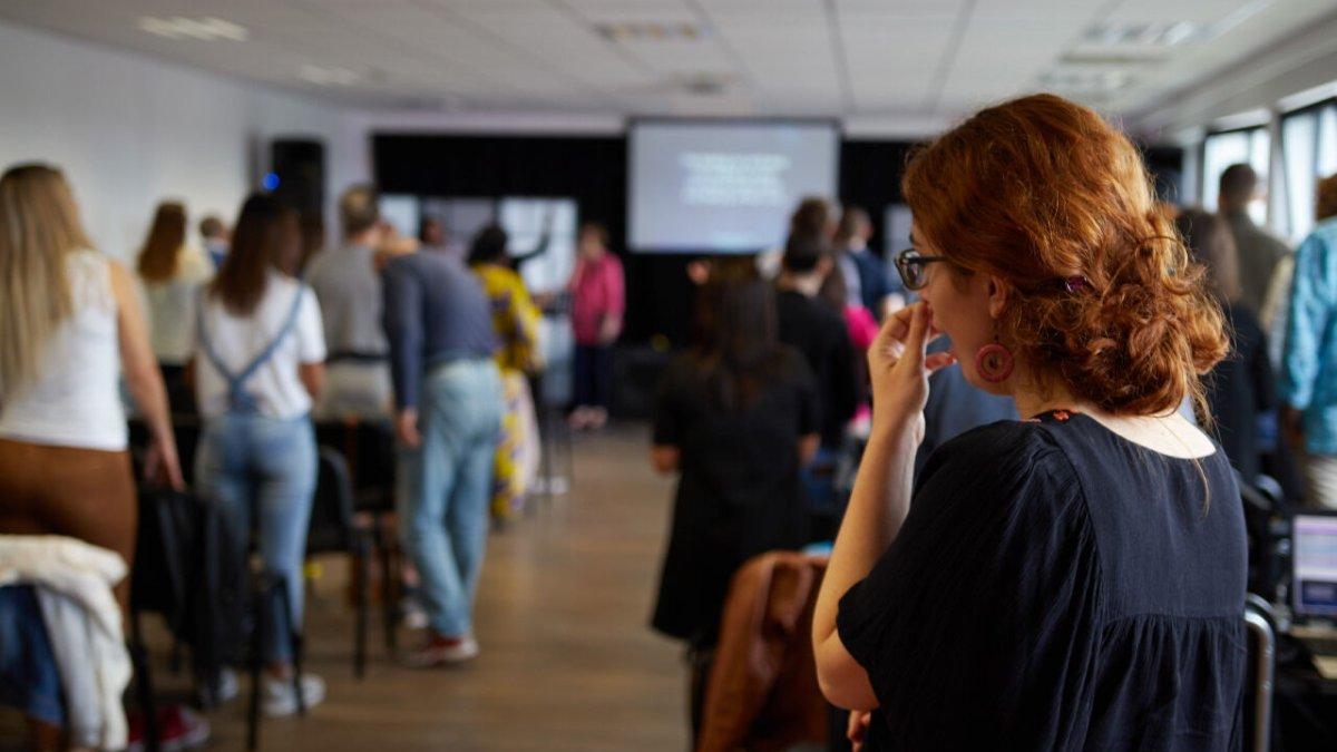Vibrant church community in Brussels, Belgium 6