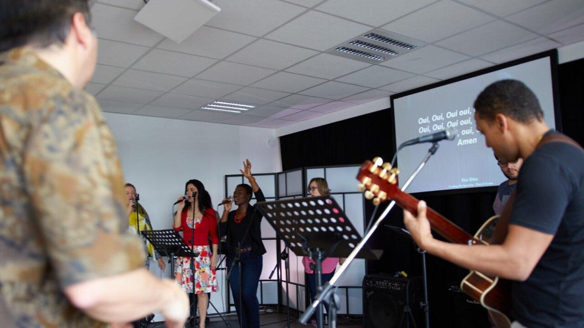 Vibrant church community in Brussels, Belgium 8