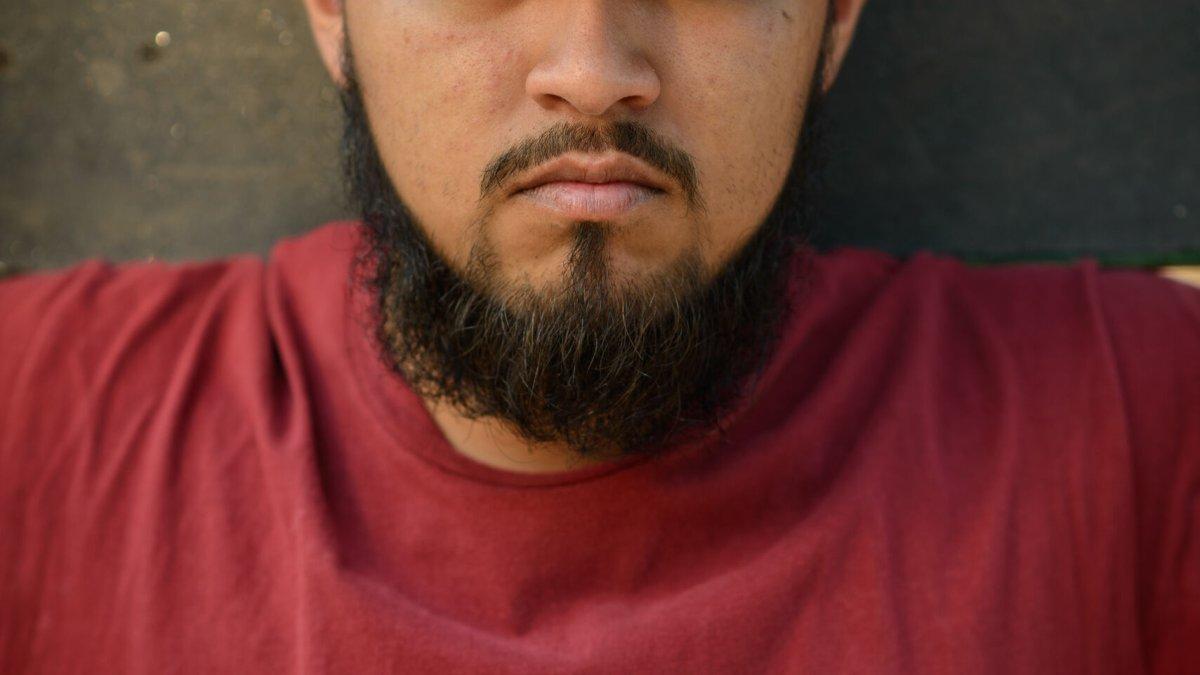 An young Salvadorian man (2-4) - Photo by Garrett N