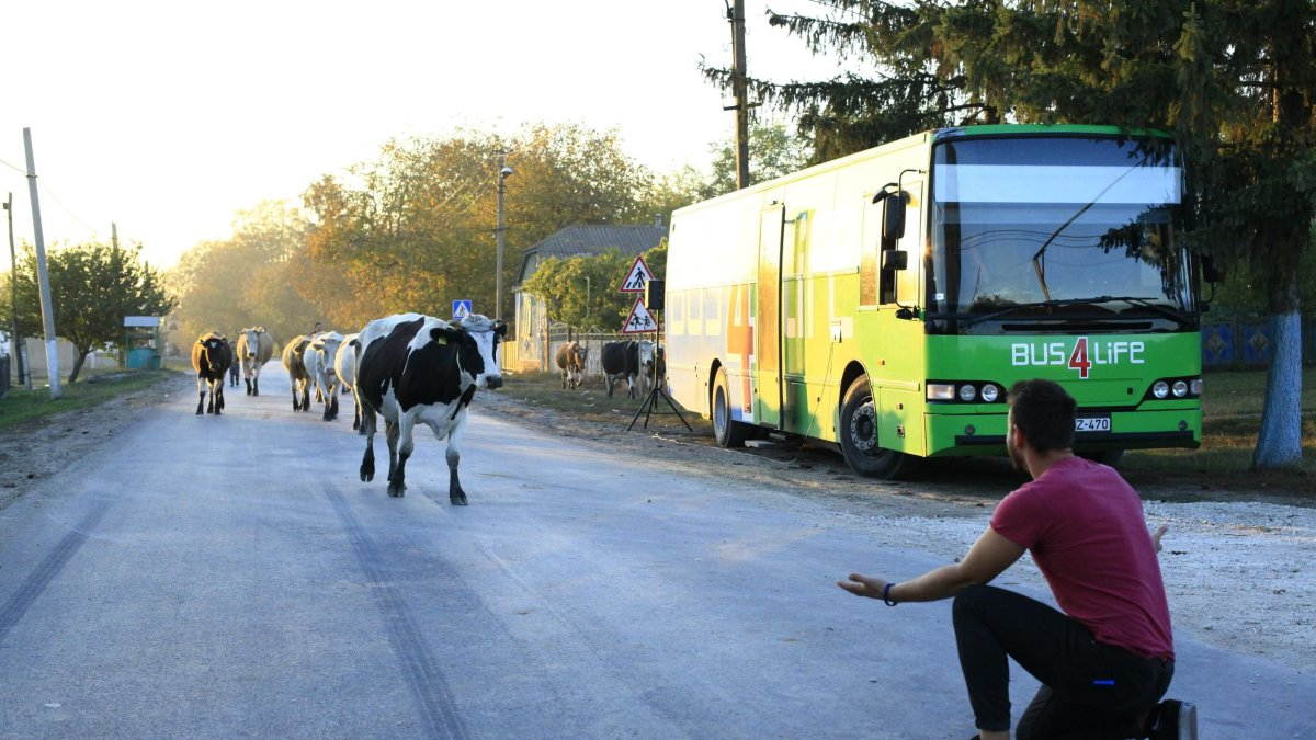 Bus4Life in Moldova