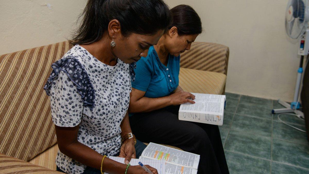 Mercy ministry women's group - Photo by Garrett N 11