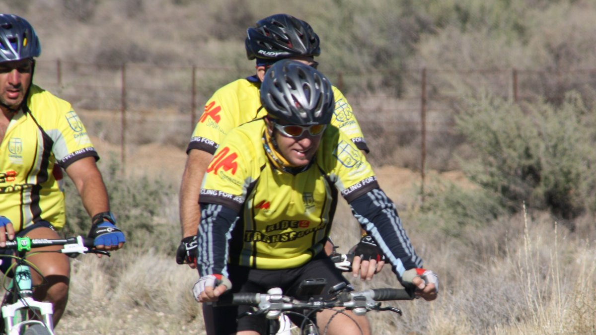Ride2Transform from Johannesburg to Cape Town 2014
