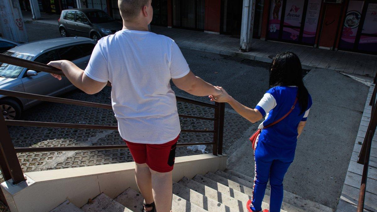 Special needs ministry, Montenegro - Photo by Garrett N 7