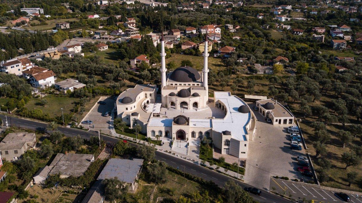 Aerial views of Mosques, Montenegro - Photo by Garrett N 3