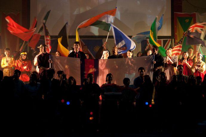 Faroe Is.: Klaksvik, Faroe Islands  ::  The finale. More Info