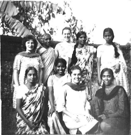 India: Early OM years in India More Info