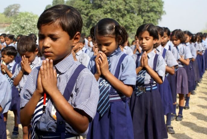 India: n 2001, in partnership with others, the OM Good Shepherd ministry in India took steps to make transformational changes in communities through medical clinics, primary schools in English, adult literacy classes, vocational and business training and more, with the goal to alleviate poverty amongst the Dalit people. More Info