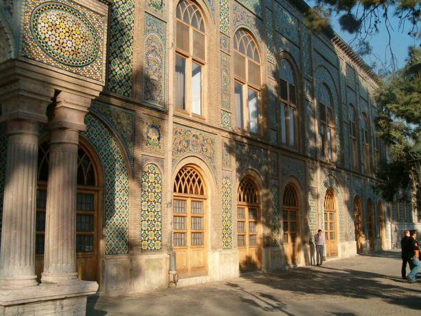 Iran: Golestan Palace (Palace of the Flowers) More Info