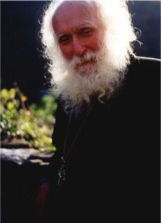 Caucasus: Elderly priest in Georgia More Info