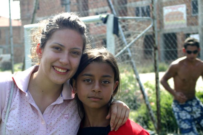 Bulgaria: During a summer camp, Desislava was able to connect with many children and share Gods love with them. More Info