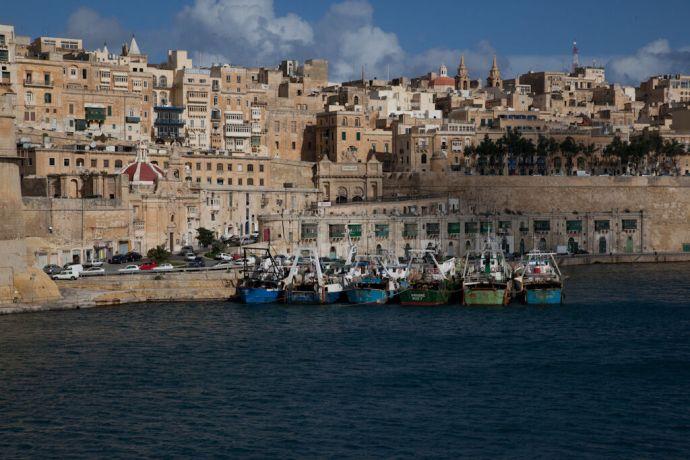 Malta: Valletta, Malta :: Logos Hope leaves Valletta. More Info