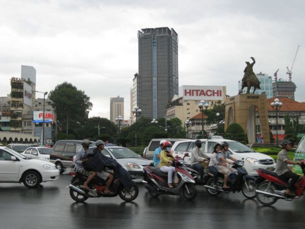 Vietnam: Central Saigon More Info