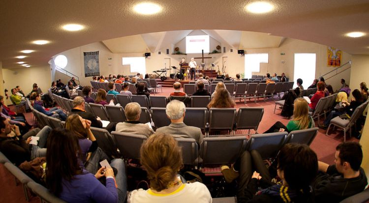 Czech Republic: Czech Christians meet for the Mission Weekend in Cesky Tesin in February to learn about world missions. More Info