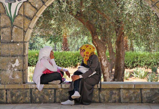 Ladies in the Muslim World