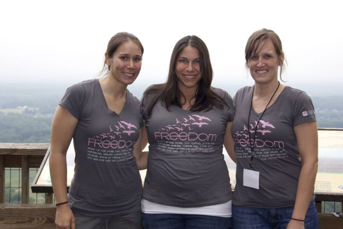 United States: Atlanta Freedom Climb