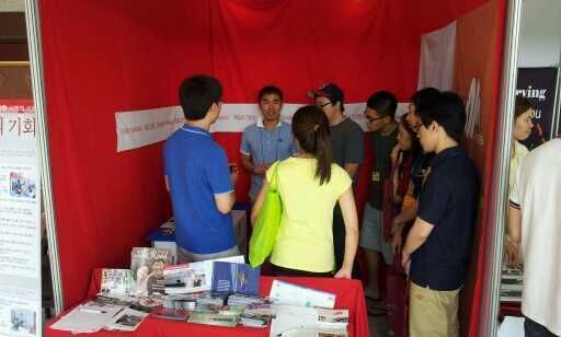South Korea: During a two-day medical missions conference in Nonsan (South Korea), two OMers speak to medical students about possibilities in working with OM. More Info