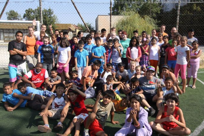 Bulgaria: Sports and English outreach Bulgaria More Info