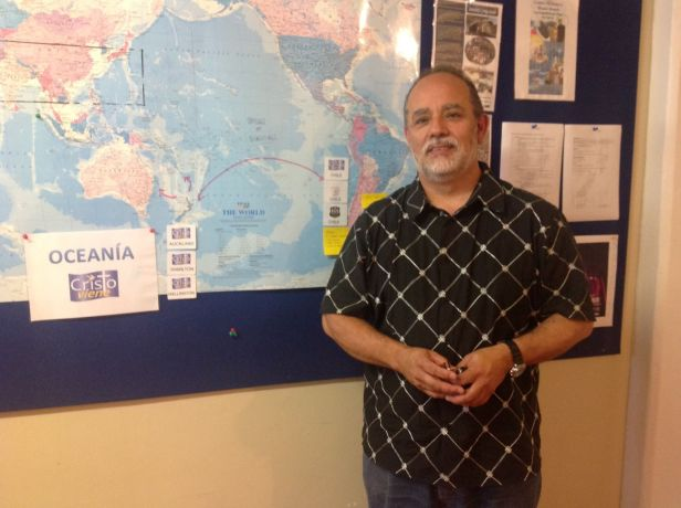 New Zealand: Pastor Juan of the Latin American church in Auckland explains his vision of the bridges of blessings between New Zealand and Chile. More Info