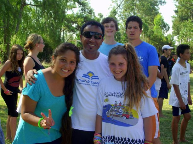 Uruguay: Theres always time to have fun with friends at TeenStreet Uruguay More Info