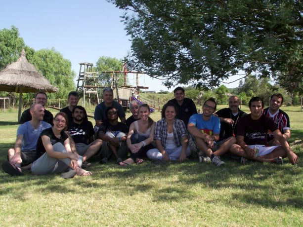 Uruguay: In January 2013, TeenStreet leaders from the different countries that it is presented gathered for a time of X-change. More Info