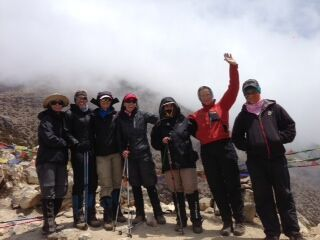 United States: After a difficult start, the Freedom Climb 2013 team has had several encouraging days.  More Info