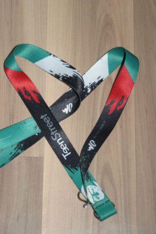 Bulgaria: Bulgarian TeenStreet lanyard More Info