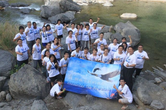"""Taiwan: 38 people attended OM Taiwans annual missions conference Zan4 Taiwan from 10-14 August. Entitled """"Encounter the New World"""", participants were encouraged to see God's first love in their lives, and their eyes were opened to His world. More Info"""