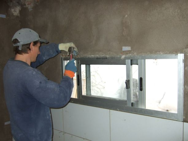 Uruguay: Construction on the kitchen is part of the vision to renovate the OM base in Uruguay for future volunteers.  More Info