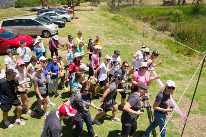 Australia: Forty-three climbers and five marshalls participated in OM Australias first Freedom Climb on Saturday, 16 November. More Info