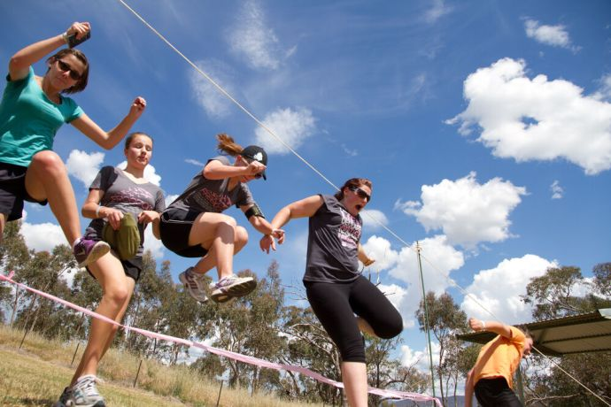 Australia: Men, women and children from Albury Wodonga, Australia, participated in OM Australias first Freedom Climb in an effort to raise awareness of over 27 million people enslaved, trafficked and exploited globally. More Info