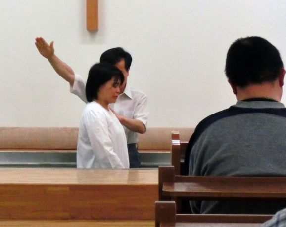 Japan: Sarah and Chris from OM Japan first met Hannah at church in November 2012. Since Hannah was baptised, she has had a radiant joy and peace at all times, and is always saying only Jesus! More Info