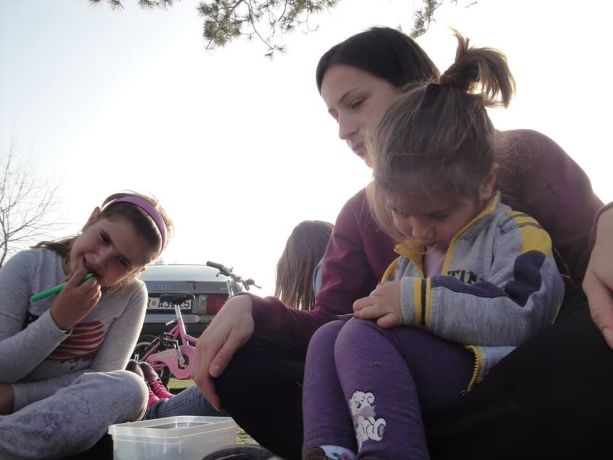 Montenegro: God is doing amazing things in a young womans life. More Info