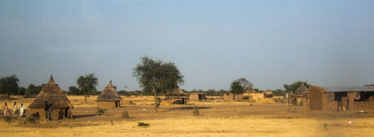 Africa: Scenery in Chad. More Info