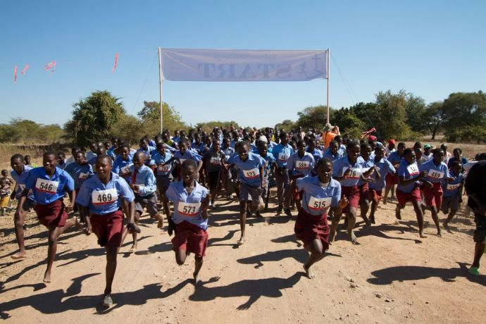 Zimbabwe: 549 people of all ages and from all walks of life turned up for the first-ever 5km Siabuwa Challenge. As a result, funds were raised to help build a community centre. More Info