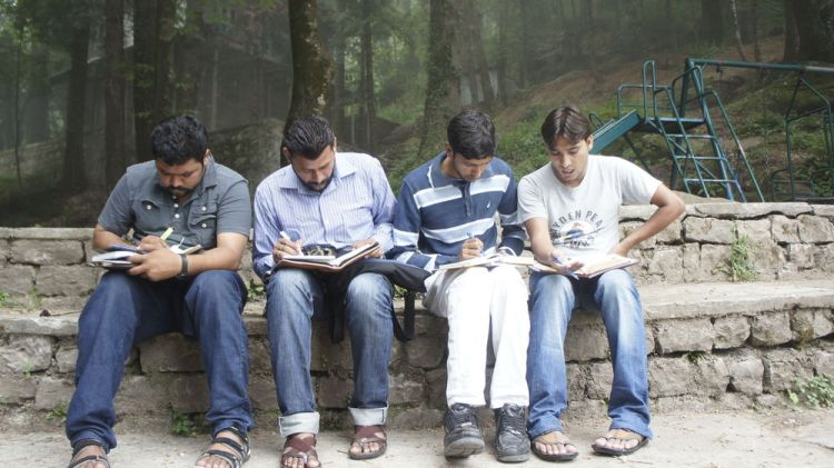 Pakistan: Studying the Bible together in Pakistan. More Info