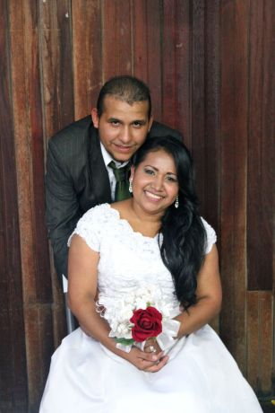 Costa Rica: Sunday November 30th marked the day Julio and Coni decided to take a step of obedience and get legally married.  They had been living together for 15 years and  are now proud parents of five beautiful children.   More Info