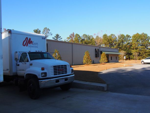 United States: Florence, South Carolina, US :: Ministry Center and wholesale warehouse for OM Ships International. More Info