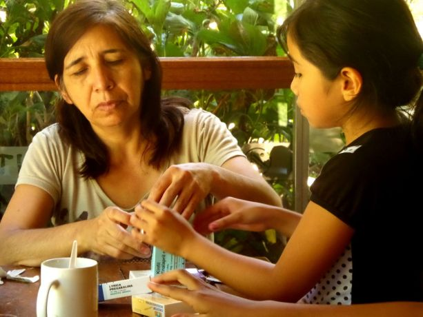 Argentina: Activities during ladies camp. Many participants accept Jesus as their Saviour during a three-day camp for ladies in Argentina.  More Info