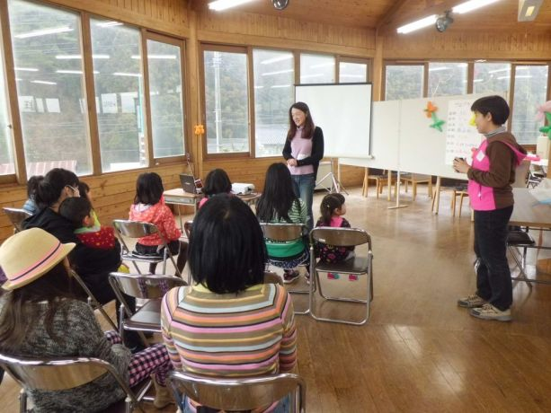 Japan: OM Japans ministry called, 4 Friends Network, organised an Easter event for children in Tome City. More Info