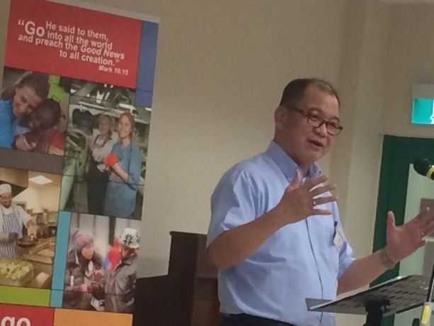Singapore: OM International Director Lawrence Tong challenges pastors and leaders at the OM Missions Exploration Conference 2015 held in Singapore recently. More Info