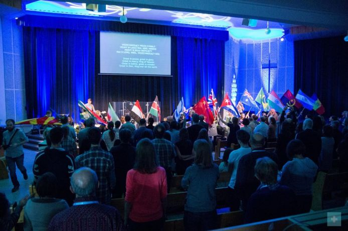 Poland: ZOOM 2015 -The first ever mission conference in such a scale, over 350 participants and many daily visitors More Info
