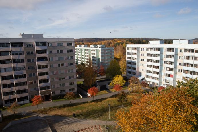 Sweden: OM Swedens office is located in an immigrant neighborhood suburb of Jönköping called Råslätt. Råslätt has a highly dense population of 5,000 people in a relatively small area. The outreach team here works with youth in the area, teaching English, or working with children. More Info