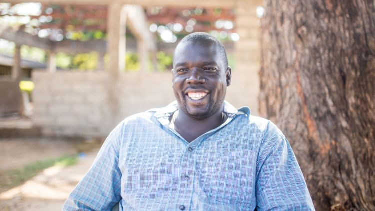 """South Sudan: """"I'm praying that through the Christian bookshop ministry God is blessing South Sudan. Because we are a new nation and the basis should be according to the faith and the power of God."""" - English Justin, leader of OMs work in South Sudan More Info"""