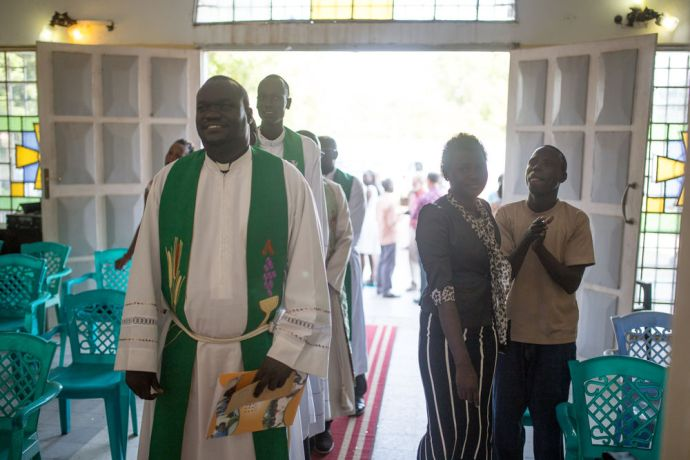 South Sudan: OM South Sudan partners with local churches.   Photo by Justin Lovett More Info