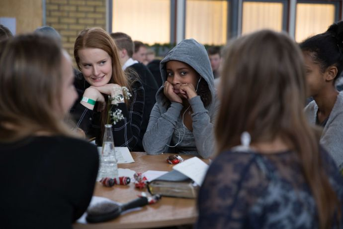 Sweden: Teens meet in net groups at the TS Sweden reunion More Info