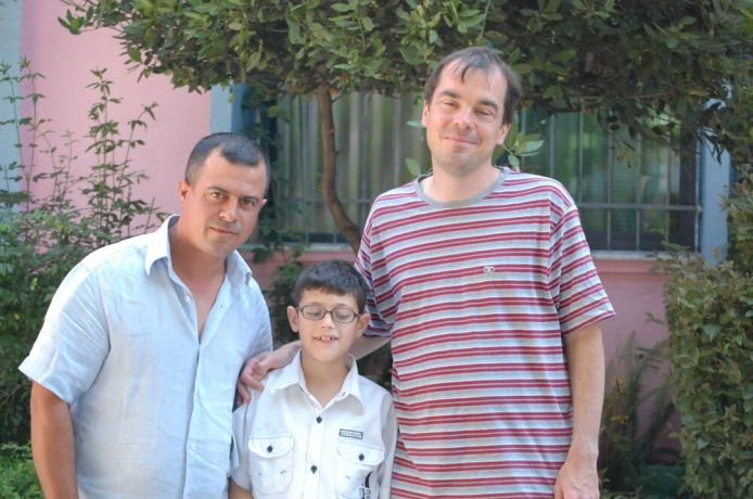 Albania: Sajmir can see more than the doctors thought. More Info
