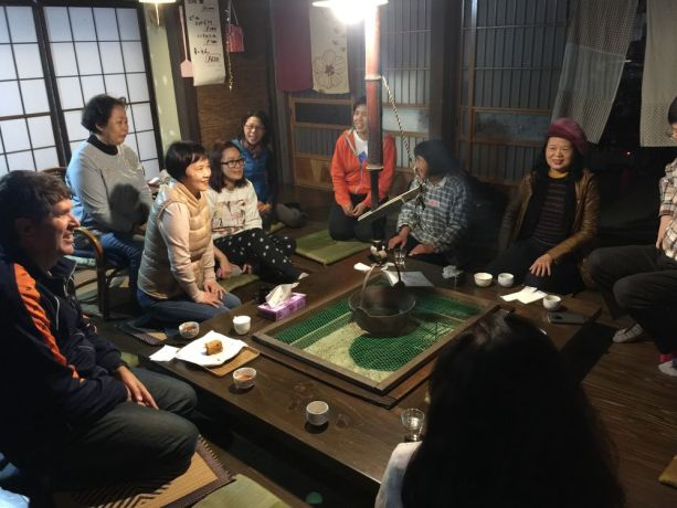 Japan: OM Japan Miyagi team enjoys the hospitality of one of their retired friend More Info