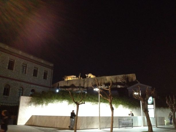 Greece: The OM Greece office is located near the famous Acropolis, Athens. More Info