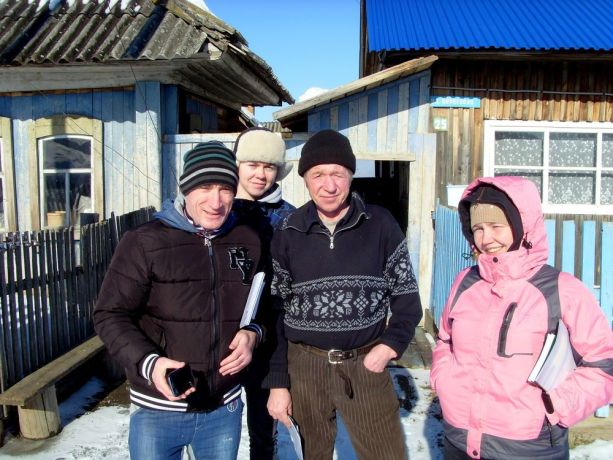 Russia: DC students shared the Gospel with an unreached group of people. More Info