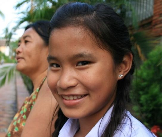 Laos: Laos - teen girl More Info